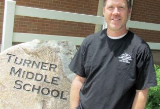 New Turner principal prepares for next school year