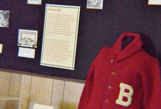 Growing up in Berthoud Exhibit to open