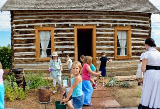 Little Thompson Valley Pioneer Museum's History Camp photo gallery
