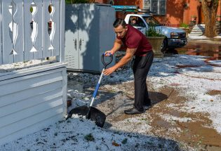 Photos: Severe hailstorm pummels Berthoud