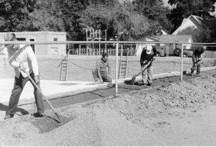 In 1940 Berthoud community cooled off in Vernavy Pool