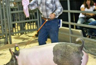 Area 4-H kids receive high dollars in record livestock sale