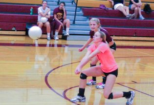Berthoud Bewitches Wizards in 3 sets
