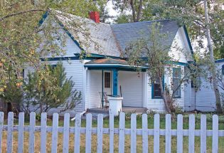 The history of Mrs. Brown's Welch Avenue home