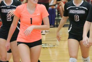 Berthoud sweeps Skyline for second time