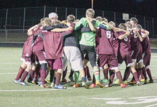 Berthoud High boys soccer finished tough season with loss against Mead