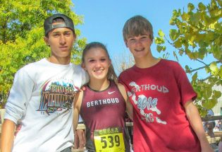 Great run for Berthoud long-distance trio