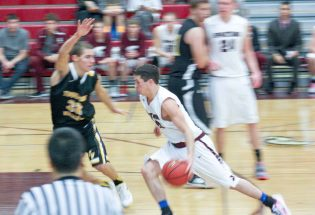 Hammel's Spartans hammer Thompson Valley