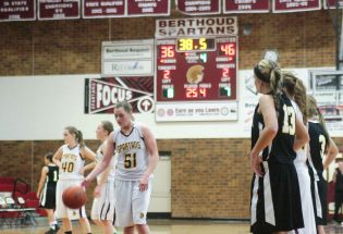 Eagles soar over Lady Spartans