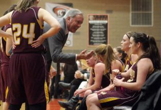Sharp-shooting lady Spartans soar over Falcons