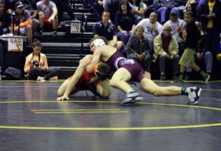 Senior wrestlers honored as Spartans complete successful week