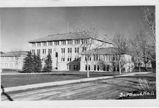 School of Mines building bears name of Berthoud's namesake