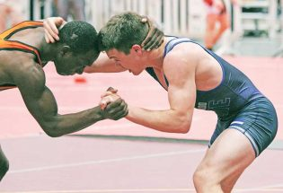 Berthoud's Jimmy Fate is an All-American