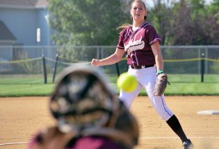 Lady Tigers Maim Berthoud in Softball Opener