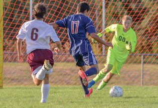 Berthoud soccer faces uphill battle