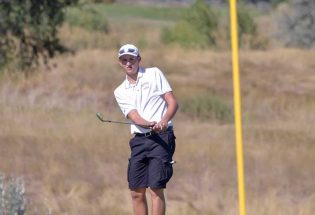 Schumacher qualifies for state golf tournament