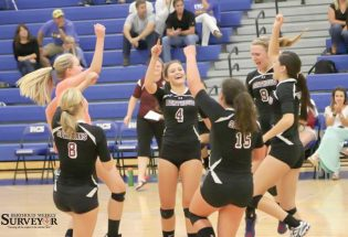 Lady Spartans rally to nip Tigers