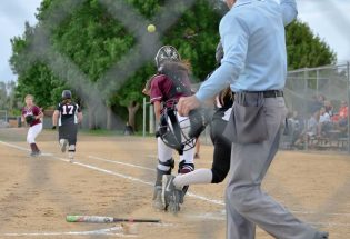 Berthoud Softball splits league contests with Roosevelt, Frederick