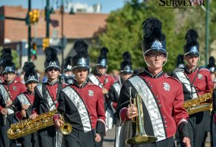 BHS band marches to state competition