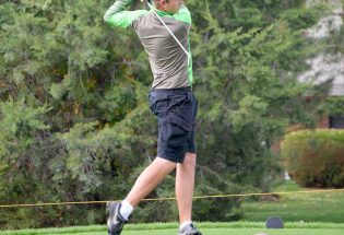 Berthoud's Josh Schumacher cracks top-40 in state golf
