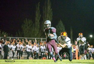 Berthoud bests Erie 18-14 in pivotal game