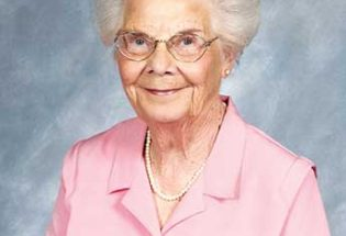 Betty Ruth (Deaver) Markham: Sept. 30, 1923 – Oct. 10, 2015