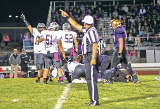 Berthoud suffers first lost to Holy Family