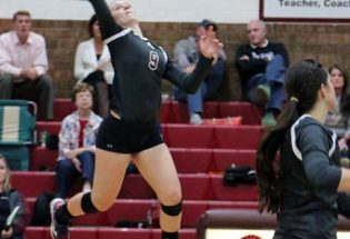 Skid continues as Berthoud volleyball drops fourth straight