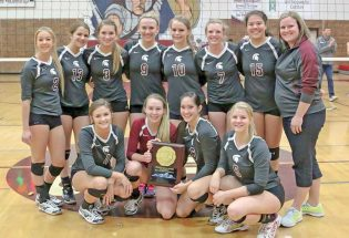 Lady Spartans repeat as regional champs