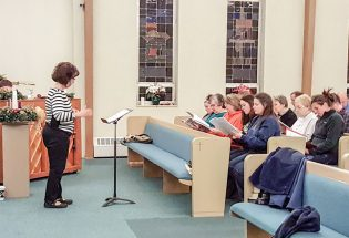 """First United Methodist presents """"The Winter Rose"""""""