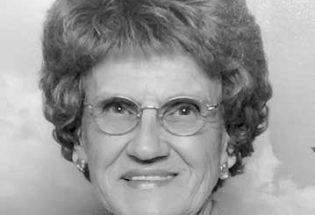 Betty Matthews: June 13, 1928 – Nov. 25, 2015