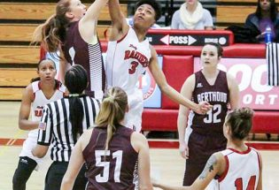 Lady Spartans take first in Manual tourney