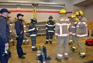 Berthoud's next generation of firefighters