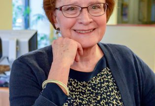 Retirement is a blank canvas for Verna Covey