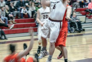 Boys basketball get much-needed win
