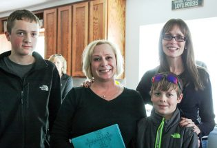 Local family moves in to new Habitat for Humanity home