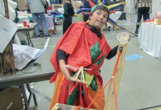Turner students get medieval