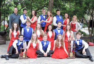 BHS show choir Best in Class at Alamo Showcase of Music