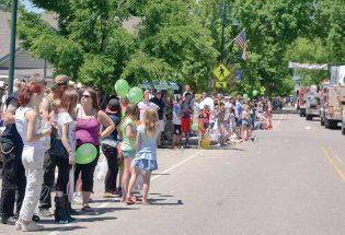 Photos: Berthoud Day 2016