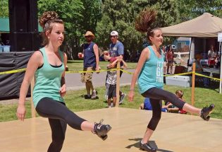 Berthoud Day competition brings out local talent