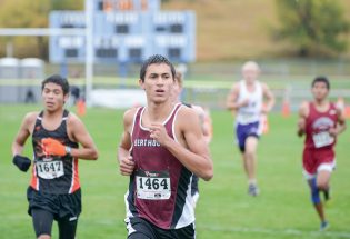 Elijah Grewal will continue running career in Illinois