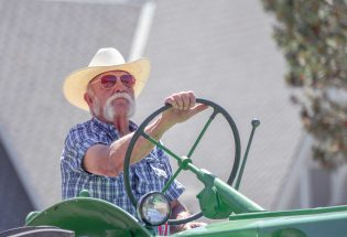 Bill Markham: local farmer, businessman, one of Berthoud 4H's strongest supporters