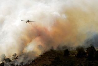 Hertha Ridge fire burns 80 acres; all homes saved