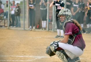 Berthoud softball aims for the fence