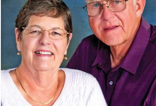 Denny and Lynda Schachterle celebrate 50th anniversary