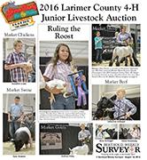 2016 4H Junior Livestock Auction