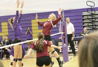 Lady Spartans serve up huge win at Holy Family