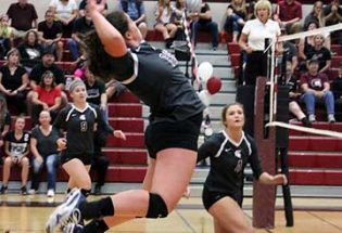 Berthoud volleyball sweeps TVC foes Frederick, Windsor