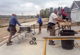 Habitat's RV Car-A-Vaners land in Berthoud, help make dreams come true