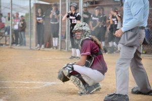 Berthoud Weekly Surveyor softball player of the year: Hannah Langer.
